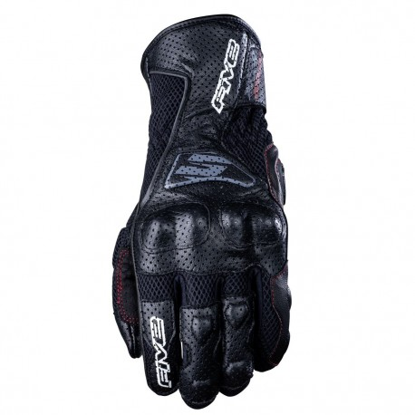 GUANTE FIVE5 RFX4 AIRFLOW NEGRO