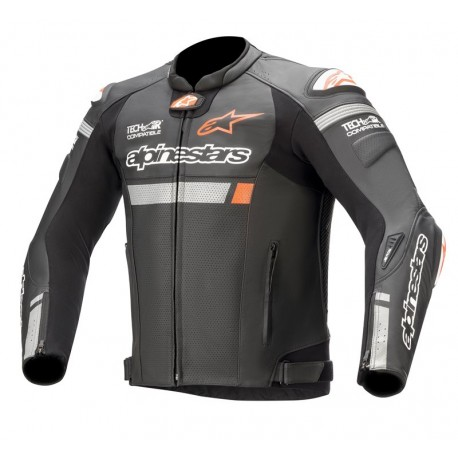 CAZADORA ALPINESTARS MISSILE IGNITION TECH AIR NEGRO