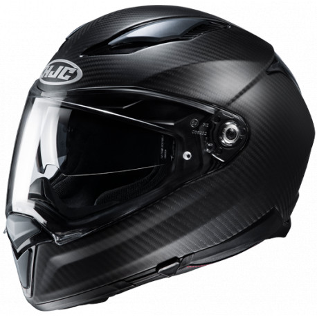 CASCO HJC F70 CARBON NEGRO MATE