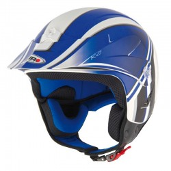 CASCO SHIRO SH-65 K2 GRAPHIC AZUL