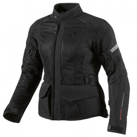 CHAQUETA REVIT LEVANTE LADY NEGRO