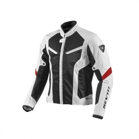 CHAQUETA REVIT GT-R AIR BLANCO NEGRO