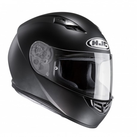 CASCO HJC CS15 NEGRO MATE