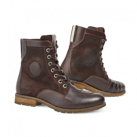 ZAPATO BOTIN REVIT REGENT BROWN