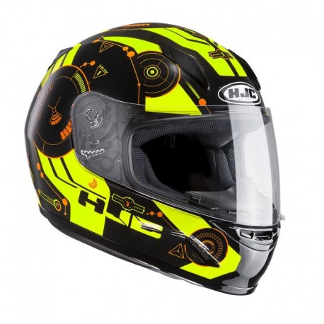 CAPACETE HJC CL-E SIMITIC MC4H