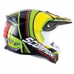CASCO SCORPION VX20 AIR SPOT MULTICOLOR