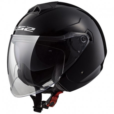 CASCO LS2 OF573 TWISTER BLANCO