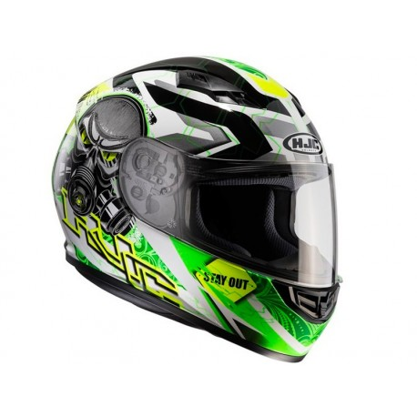 CASCO HJC CS15 RAFU MC4H