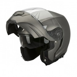 CASCO SCORPION EXO 3000 SOLID ANTRACITA MATE