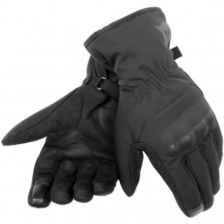 GUANTES DAINESE ALLEY D-DRY NEGRO