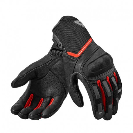 GUANTE REVIT STRIKER 2 NEGRO ROJO