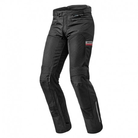 PANTALON REVIT TORNADO 2 NEGRO SHORT