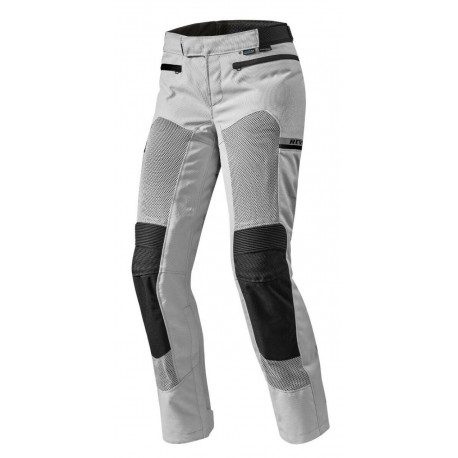 PANTALON REVIT TORNADO 2 LADY PLATA SHORT
