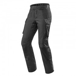 PANTALON REVIT OUTBACK NEGRO SHORT