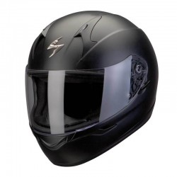 CASCO SCORPION EXO 410 NEGRO MATE