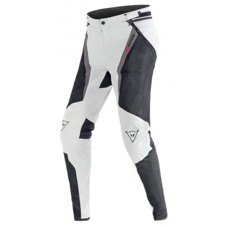 PANTALON DAINESE DRAKE SUPER AIR LADY GRIS ANTRACITA NEGRO