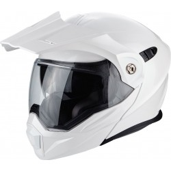 CASCO SCORPION ADX1 SOLID BLANCO