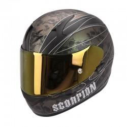 CASCO SCORPION EXO410 UNDERWORLD NEGRO CAMALEON