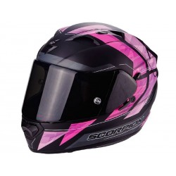 CASCO SCORPION EXO 1200 HORNET ROSA MATE
