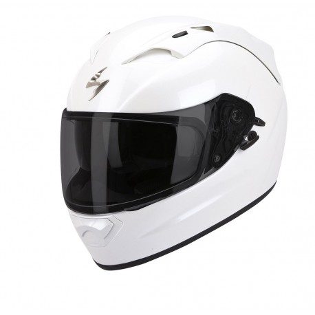 CASCO SCORPION EXO 1200 AIR SOLID BLANCO