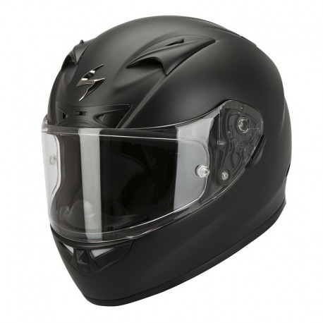 CASCO SCORPION 710 NEGRO MATE