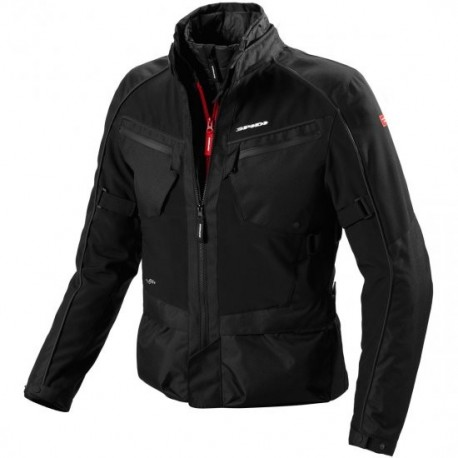 CHAQUETA SPIDI INTERCRUISER NEGRO