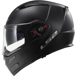 CASCO LS2 FF324 METRO NEGRO MATE LINKIN RIDE PAL