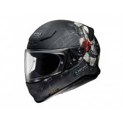 CASCO SHOEI NXR BRIGAND TC10