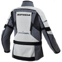 CHAQUETA SPIDI GLOBETRACKER H2OUT NEGRO GRIS