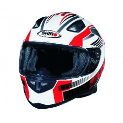 CASCO SHIRO SH881 SUZUKA BLANCO
