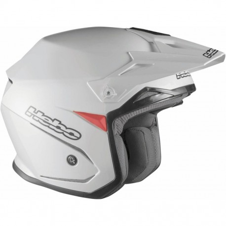 CASCO HEBO TRAIL ZONE 5 BLANCO