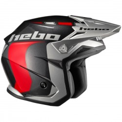 CASCO HEBO TRIAL ZONE 5 LIKE GRIS