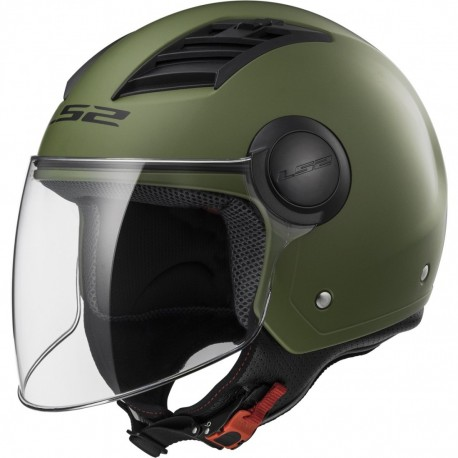 CASCO LS2 OF562 AIRFLOW VERDE MATE