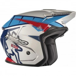 CASCO HEBO TRIAL ZONE 5 T-ONE AZUL