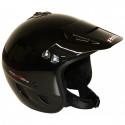 CASCO HEBO TRIAL ZONE 3 NEGRO