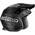 CASCO HEBO TRIAL ZONE 4 CARBON NEGRO