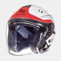 CASCO MT AVENUE SV CROSSROAD BLANCO ROJO