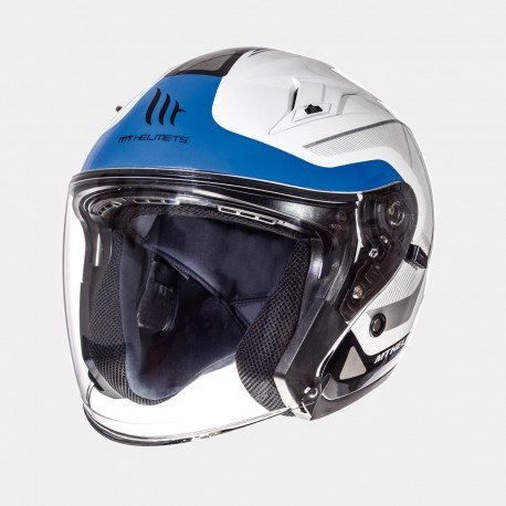 CASCO MT AVENUE SV CROSSROAD BLANCO AZUL