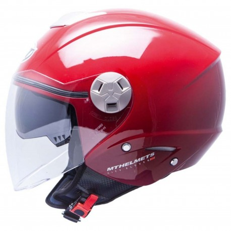 CAPACETE MT CITY ELEVEN SOLID BORDÉUS