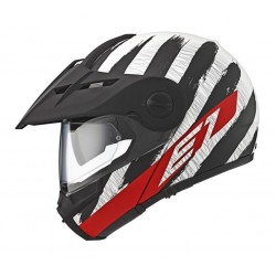 CASCO SCHUBERTH E1 HUNTER ROJO