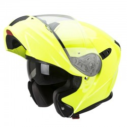 CASCO SCORPION EXO 920 SOLID AMARILLO FLUOR