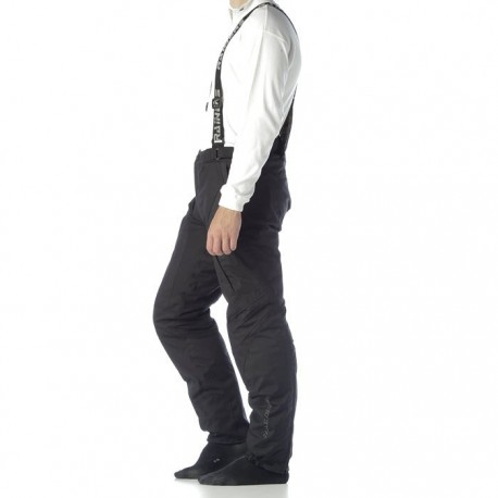 PANTALÓN RAINERS OXFORD NEGRO LONG