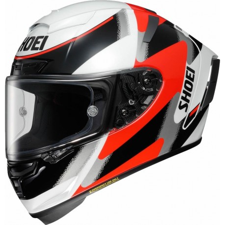 CASCO SHOEI X-SPIRIT3 MARQUEZ 4 TC6
