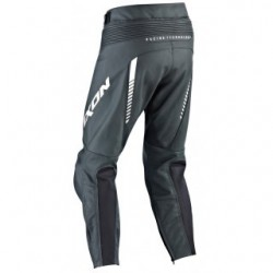 PANTALON IXON FIGHTER NEGRO BLANCO