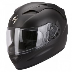 CASCO SCORPION EXO 1200 NEGRO MATE