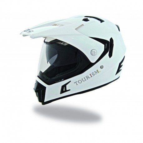 CASCO SHIRO SH-311 TOURISM BLANCO