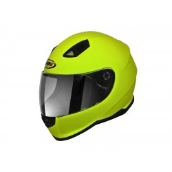 CASCO SHIRO SH881 MONOCOLOR AMARILLO FLUOR