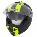 CASCO CABERG DUKE LEGEND FLUOR NEGRO