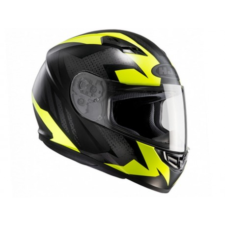 CASCO HJC CS15 TREAGUE MC4HSF