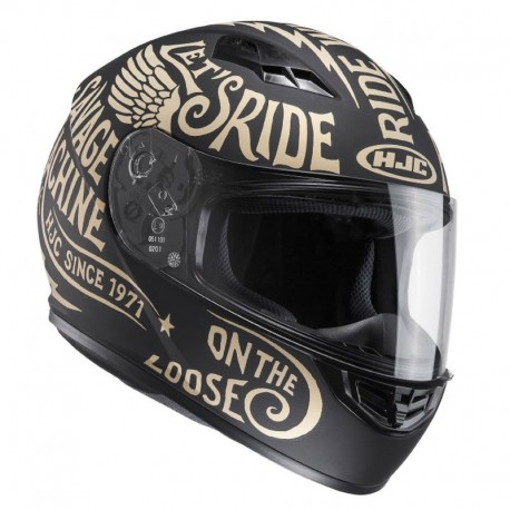 CAPACETE HJC CS15 REBEL MC9F